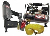 Senco PC0947 18-Gauge Brad Nailer Compressor Combo Kit by Senco