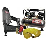 Senco PC0947 18-Gauge Brad Nailer Compressor Combo Kit