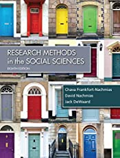 Research Methods for the Social Sciences, Eighth Edition