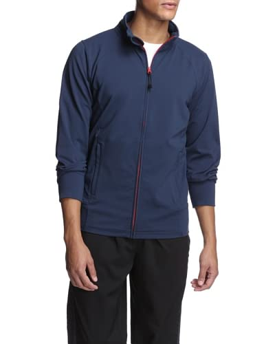 Zobha Men's Essential Zip Jacket
