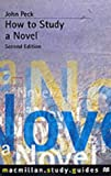 How to Study a Novel (Palgrave Study Guides:Literature)