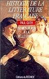 echange, troc Paul Guth - Histoire de la littérature française