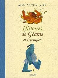 Histoires de Géants et Cyclopes par Anouk Bloch-Henry