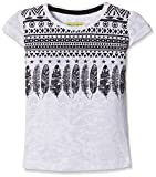 #9: Gini & Jony Baby Girls' T-Shirt (121140171228 1203_Bright White_9-12 months)