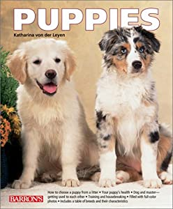 "Cover of ""Puppies"""