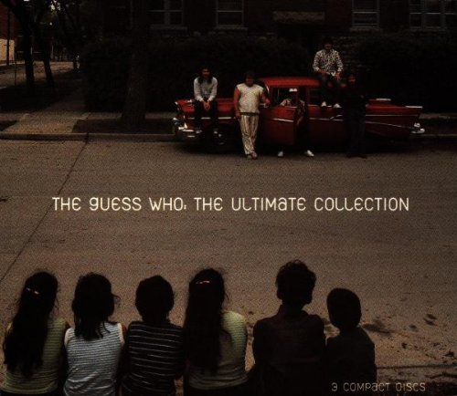 The Guess Who - The Ultimate Collection (Disc 1) - Zortam Music
