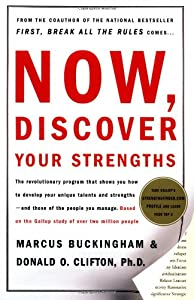 "Cover of ""Now, Discover Your Strengths"""