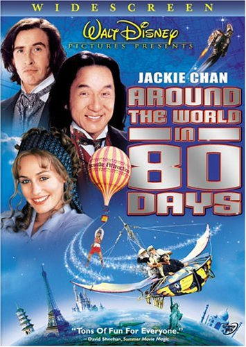 Cover art for  Around the World in 80 Days (Widescreen Edition)