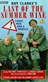 Last of Summer Wine: Three Men and A Mangle (VHS) [1973]