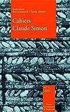 cahiers claude simon n 7 (2354121466) by Anne-Yvonne Julien