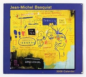 Jean-Michel Basquiat 2008 Calendar