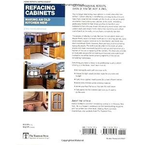 Refacing Cabinets: Making Livre en Ligne - Telecharger Ebook