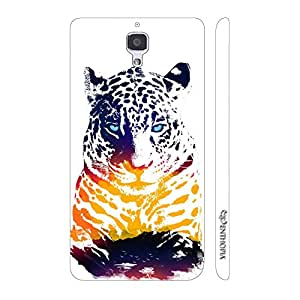 Enthopia Designer Hardshell Case Cool Cheetah Back Cover for Xiaomi MI4