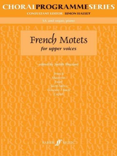 Alfred 12-0571518052 French Motets front-170997