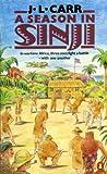 A season in Sinji (0140069194) by CARR, J.L.