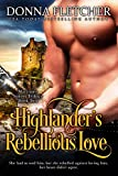 Highlander's Rebellious Love (Macinnes Sisters Trilogy Book 2)