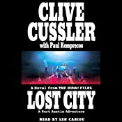 Lost City: A Kurt Austin Adventure | Clive Cussler, Paul Kemprecos