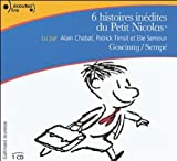 img - for 6 Histoires Inedites Du Petit Nicolas audio CD(French Edition) book / textbook / text book