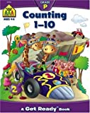 Counting 1-10 (Get Ready Books)