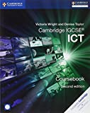 img - for Cambridge IGCSE  ICT Coursebook with CD-ROM (Cambridge International Examinations) book / textbook / text book