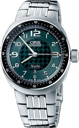 Oris Men's 635 7589 7067MB TT3 Automatic Titanium Watch