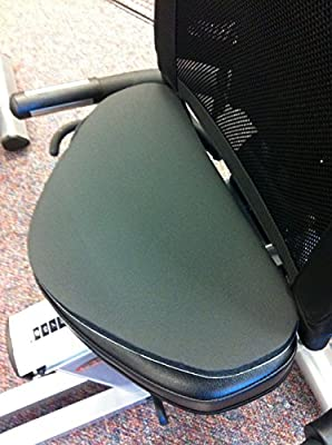 Recumbent Bike Seat Pad - Cushion - Saddle - Butt - Rear - Exercise - Cover NEW