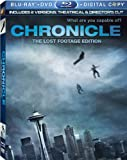 513PsiuaciL. SL160  Chronicle (Two Disc Blu ray/DVD Combo +Digital Copy)
