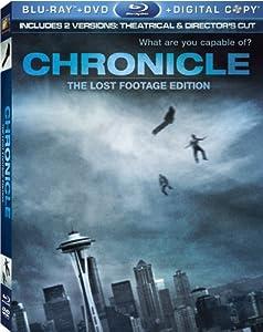 Chronicle (Two-Disc Blu-ray/DVD Combo +Digital Copy)