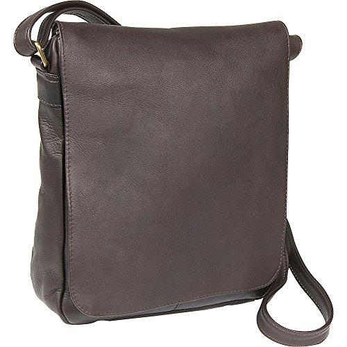 le-donne-leather-flap-over-shoulder-bag-cafe