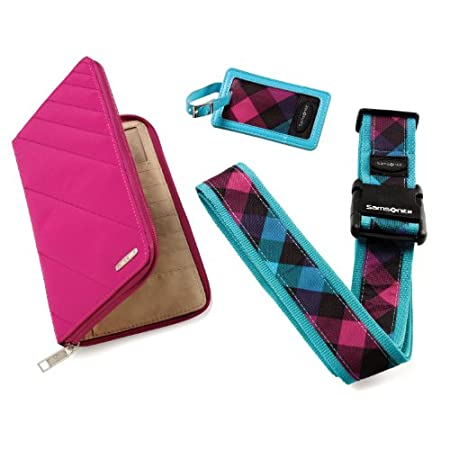 Samsonite Travel Wallet & ID Kit