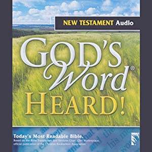 God's Word Heard! Audiobook