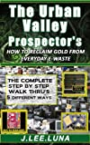img - for The Urban Valley Prospectors How to Reclaim Gold From E-Waste book / textbook / text book