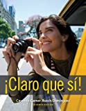 img - for Bundle: Claro que si!, 7th + iLrn(TM) Printed Access Card book / textbook / text book