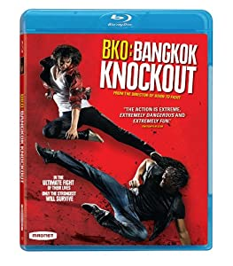 BKO: Bangkok Knockout [Blu-ray]