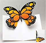 Sabuda Pop-Up Note Cards Butterflies