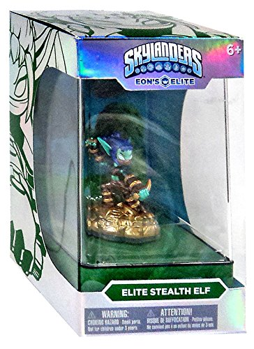 Skylanders Trap Team Eon's Elite Elite Stealth Elf Figure Pack - 1