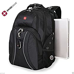Swiss Gear Swissgear 17 inch Laptop Notebook Mac Book iPad Outdoor  ScanSmart Backpack - Premium High 8bfe61ecc083b