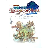 聖剣伝説 Legend of Mana オリジナルサントラ (楽しいバイエル併用)