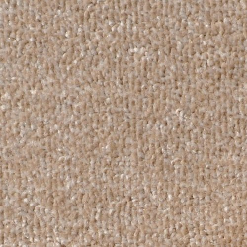 Light Beige Shag Pile Carpet, Shaggy Saxony Hessian Backed Deep Pile