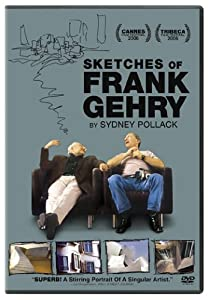Sketches of Frank Gehry by Sydney Pollack