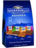 Ghirardelli Squares, Premium Chocolate Assortment 26.48 Ounce, San Fransisco Bag XXL