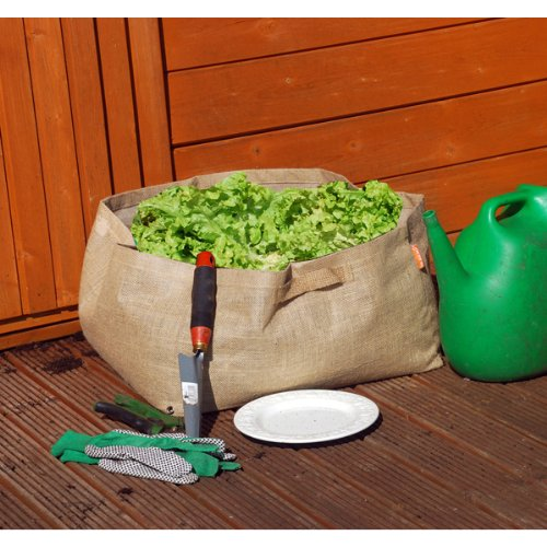 Premium Jute Salad Planter Grow Bag