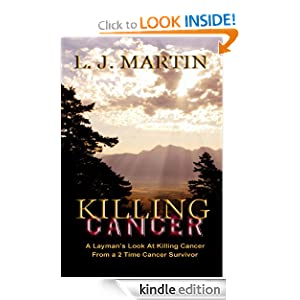 Free Kindle Book: Killing Cancer, by L. J. Martin