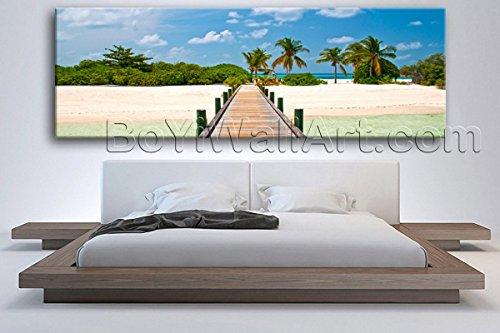 large-palm-tree-beach-scene-seascape-on-canvas-print-wall-home-decor-living-room-large-beach-wall-ar