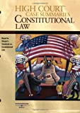High Court Case Summaries on Constitutional Law
