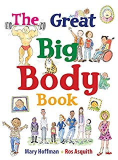 Book Cover: The Great Big Body Book