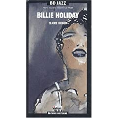 Jazz BD - billie holiday (pas de partitions)