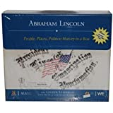 img - for Abraham Lincoln: People, Places, Politics (History in a Box series) book / textbook / text book