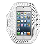 Belkin Neoprene Profit Armband for iPhone 5 - White