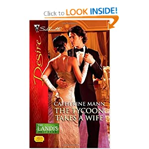 The Tycoon Takes a Wife - Catherine Mann